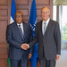 WIPO Director General Meets Lesotho's Minister of Communication, Science and Technology