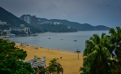 Repulse Bay Beach - Hong Kong (mbell1975) Tags: hongkong hongkongisland hk repulse bay beach hong kong hkg island china sar south southern harbour harbor waterfront shore shoreline sea pacific ocean sand 香港
