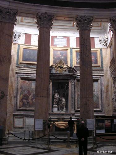 Пантеон, Рим, Італія InterNetri Italy 140