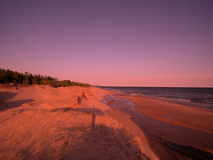 Property_Gulliver-MI_05-18-2018f (Count_Strad) Tags: michigan beach sand dune dunes sunset upperpeninsula gulliver