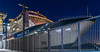 celebrity infinity at pier 27 (pbo31) Tags: bayarea california nikon d810 color may 2018 spring boury pbo31 sanfrancisco city urban night dark black cruise ship travel pier27 celebrity infinity port embarcadero littleitaly panoramic large stitched panorama sail harbor terminal blue