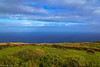 Palette of the ocean / Палитра океана (Vladimir Zhdanov) Tags: travel chile polynesia rapanui easterisland ranokau orongo volcano sky cloud water wave field grass ocean landscape