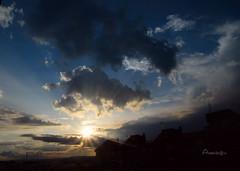 Yesterday sunset (Anavicor) Tags: nwn martesdenubes tuesday clouds martedidinuvole mardidenuages linares jaén andalucía españa spain spanien espagne dienstag wolke nikon d5300 tamron16300mm anavillar villarcorrero ana anavicor cielo nube atardecer crepúsculo puestadesol couchédesoleil