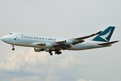 Cathay Pacific Cargo B-LIB Boeing 747-467ERF cn/36867-1409 @ EDDF / FRA 01-04-2017 (Nabil Molinari Photography) Tags: cathay pacific cargo blib boeing 747467erf cn368671409 eddf fra 01042017