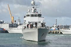 20180521_NZDF_C1033116_002.JPG (Royal New Zealand Navy) Tags: unclassified wasawasa taupo ipv devonportnavalbase auckland newzealand nzl