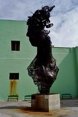 Malecon - Primavera, de Rafael San Juan 3 (luco*) Tags: cuba la havane havana habana malecon sculpture italia primavera rafael san juan