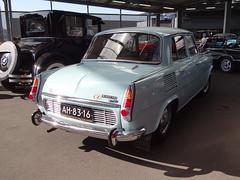 1968 Škoda 1000MB (Skitmeister) Tags: ah8316 skoda skitmeister bca veiling auction nederland