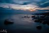 Dunraven Bay (geraintparry) Tags: southerndown dunraven bay bridgend sunset sunsets sky skies cloud clouds south wales sea seas water ocean exposures rock rocks seascape landscape landscapes seascapes coast shore orange warm seaside beach outdoor geraint parry geraintparry