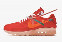 Virgil Abloh's OFF White to Drop This Nike Air Max 90 for 2018 (eukicks.com) Tags: nike kicks air max 90 sneaker collabs x off white offwhite preview virgil abloh