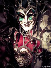 Venetian Masks / Venetianische Masken