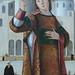 CARPACCIO Vittore,1514 - La Prédication de Saint Etienne à Jérusalem (Louvre) - Detail 091