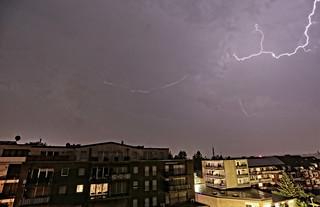 Thunderstorm over Geilenkirchen, 15