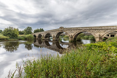 Atcham Old Bridge (DaveHorton_) Tags: atcham bridge building england landscape river riversevern shropshire uk