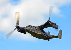 80050 Bell Boeing CV-22B Osprey US Air Force (Keith B Pics) Tags: 80050 usaf080050 osprey cv22 usairforce egun mhz mildenhall keithbpics 7thsos bellboeing