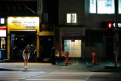 2209/1903: (june1777) Tags: snap street seoul night light sony a7ii canon ef 85mm f12 ii 1600 clear