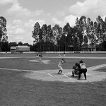 Associação Nipo, Várzea Grande, Mato Grosso, Brasil (fotografia analógica - Nikon F401s, 28-80mm, Kentmere 400). thumbnail