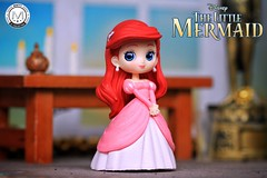 """""""You know sometimes you meet someone and everything changes. Just like that..."""" - Prince Eric (PrinceMatiyo) Tags: doll toyphotography thelittlemermaid disney petite ariel banpresto"""