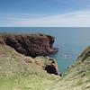 M2278908 M2278909 E-M1ii 14mm iso200 f8 1_800s SingleAF (Mel Stephens) Tags: uk scotland angus coast coastal 20180427 201804 2018 q2 1x1 square landscape olympus mzuiko mft microfourthirds m43 714mm pro omd em1ii ii mirrorless arbroath cliffs
