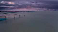 North Narrabeen Sunrise 3 (RoosterMan64) Tags: australia clouds landscape longexposure nsw northnarrabeen northernbeaches rockpool sunrise