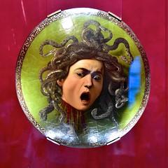 Firenze aka Florence, Italy (Larry Lamsa) Tags: firenze florence italy lamsa uffizi uffizigallery medusa