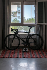 Pinarello Dogma F10 (Mashhour Halawani) Tags: pinarello dogma f10 cycling roadbike road bike dura ace shimano stagespower fizik sworks