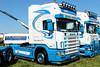 BM Transport Ltd Scania R580 05MN6386 Peterborough Truckfest 2018 (davidseall) Tags: bm transport ltd scania vabis r580 v8 05mn6386 truck lorry tractor unit artic large heavy goods vehicle lgv hgv peterborough truckfest show may 2018
