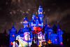 Together Forever — A Pixar Nighttime Spectacular - Disneyland fireworks show - Buzz Lightyear & Woody projection (GMLSKIS) Tags: disney nikond750 anaheim california pixar disneyland fireworks sleepingbeautycastle