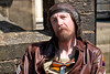 Sgt Oddball (Mister Oy) Tags: sgt oddball kellysheroes 1940s haworth lookalike negative waves character nikond850 nikon2470mmf28evr hat film movie
