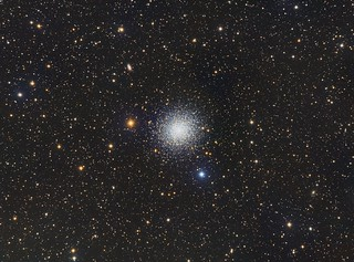 M13 - The Great Cluster in Hercules