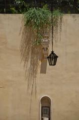 hanging (Hayashina) Tags: noto italy hanging lamp shadow wall sicilia
