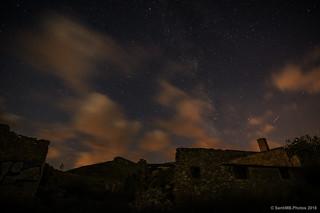 Entre solitarias ruinas