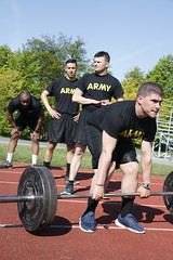 "Golden Dragons ""Back 9"" Competition (commandos10mtn) Tags: pt physical training army dragons commando commandos run ruck swim fortdrum newyork us rope climb"