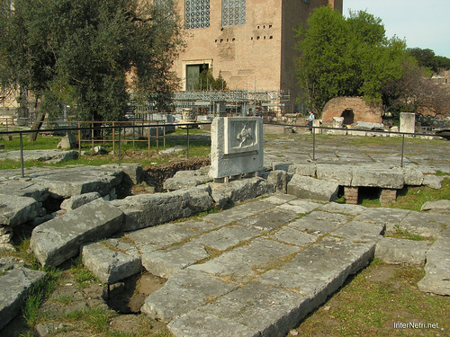Римський форум, Рим, Італія InterNetri Italy 524