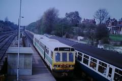 Knottingley (ee20213) Tags: class20locomotivesociety knottingley eastyorkshire class141 wypte dmu pacer