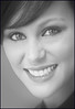 (Cliff Michaels) Tags: nikon photoshop pse9 girl portrait face smile headshot bw
