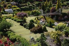 D13163.  Golf Course. (Ron Fisher) Tags: babbacombe modelvillage babbacombemodelvillage devon southdevon england europe gb greatbritain uk unitedkingdom pentax pentaxkx westofengland thewestcountry westcountry