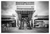 Lyon [32] (Iorraine roux) Tags: architecture lyon blackandwhite noiretblanc ville urbain tram sncf train gare urban city