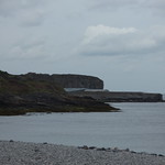 Penmon Point - rocky cliff faces thumbnail