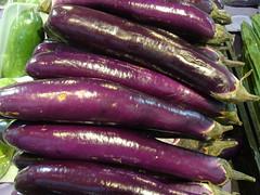 Japanese Eggplant (knightbefore_99) Tags: vancouver market mercado fruit vegetables chinese food colour great bc eastvan japanese eggplant aubergine tasty purple cool