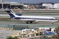 N17773 (dbind747438) Tags: private boeing 727200 n17773 los angeles airport