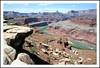 The Splendor of Canyonlands National Park - 1989 (sjb4photos) Tags: utah coloradoriver epsonv500 canyonlandsnationalpark greatshot