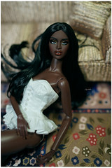 Afua- OOAK Adele Make (AlexNg & QuanaP) Tags: makeover by quanap available etsy wwwetsycomshopaquatalis
