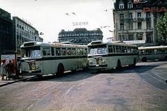 STIL 534-10 / STIL 535-12 (Public Transport) Tags: trolleybus stil liège
