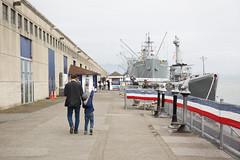 big ships (embem30) Tags: pier45 sanfrancisco fishermanswharf evan steve
