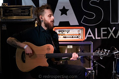 Tiny Giant - 3784 (redrospective) Tags: 2017 20170514 lastminutes2017 lastminutes2017saturday london lostevenings2017 tinygiant bass bassguitar bassist concert electricbass festival human instrument instruments live livemusic man microphone music musicphotography people person photography