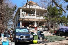 Junk Yard (Thom Sheridan) Tags: thomsheridan east cleveland urban blight city 2018 ohio