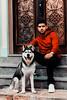 Friendship (andrespintofotografia) Tags: portrait retrato dog wolf lobo perros mascotas pets