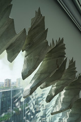 2018-04-FL-183578 (acme london) Tags: barcelona concrete fira hotel hotelroomcorridor hotelwindow interior jeannouvel leaf leafshape renaissancehotelfira room spain window