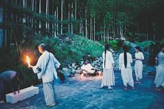 (Virginia Gz) Tags: kumano wakayama japan asia shugendo woods forest candles