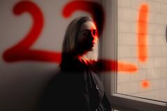 اتنينوعشرين (ItalianCandy) Tags: selfportrait woman face stare twentytwo birthday aging freedom celebration